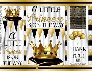 printable-potato-chip-bags-princess-blackwhitegold-babyshower