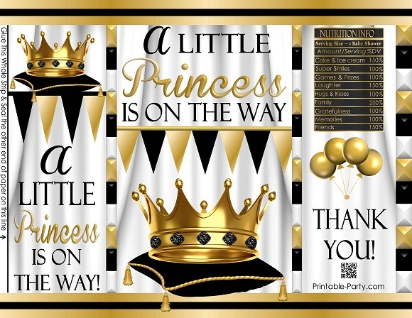 printable-potato-chip-bags-princess-blackwhitegold-babyshower