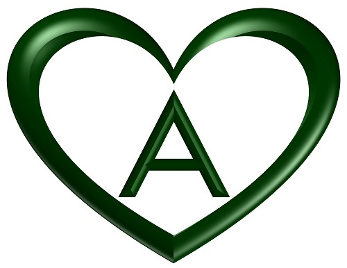 heart-shaped-printable-alphabet-letter-dark-green-white