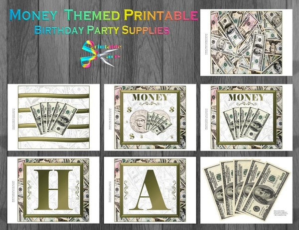 money-theme-party-banner-printable-letters-a-z-numbers
