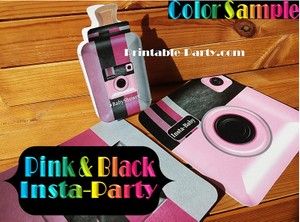 camera-baby-shower-printable-party-supplies-PINK