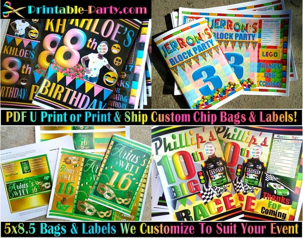 PDF Custom Bag Design You Print