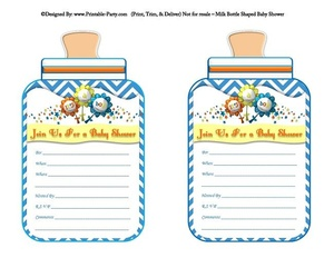 printable-blue-chevron-its-a-boy-babies-bottle-shaped-baby-shower-invitations
