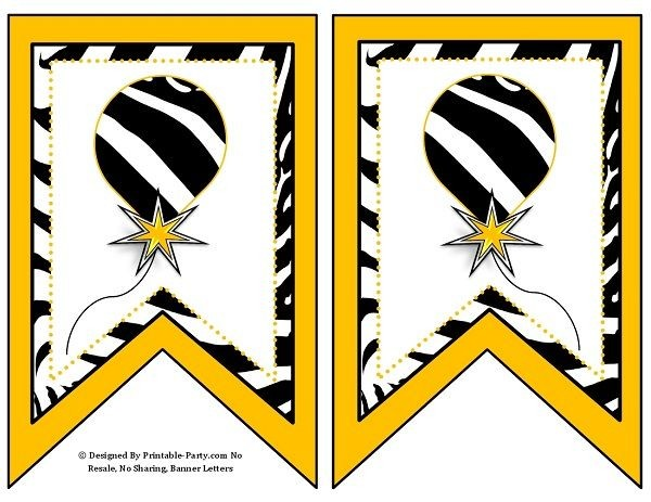 5-inch-swallowtail-golden-yellow-black-zebra-printable-banner-letters-a-z-0-9