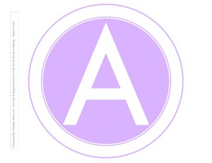 8-INCH-WHITE-LAVENDER-CIRCLE-PRINTABLE-BANNER-LETTERS-A-Z-0-9