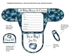 camouflage-dog-tag-blue-diaper-boy-baby-shower-invitation
