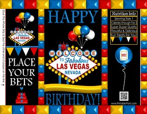 cookie-treat-favor-bags-potato-chip-LAS-VEGAS-CASINO-original