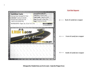 little-racer-boys-baby-shower-candy-bar-wrapper