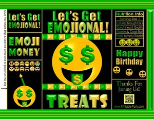 potato-chip-cookie-candy-buffet-treat-favor-bags-emoji-money-birthday-party
