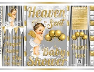 printable-potato-chip-bags-gold-heaven-sent-Angel-GIRL-babyshower5