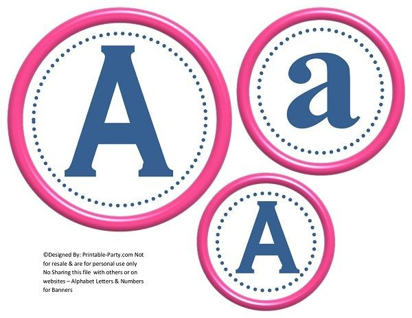6-inch-blue-baby-hot-pink-circle-printable-banner-letters-numbers-a-z-0-9