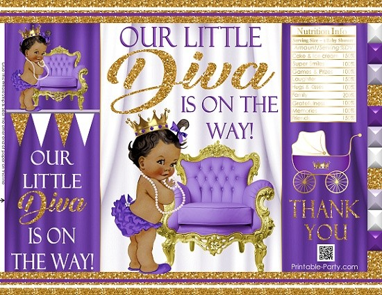printable-chip-bags-royalprincesspurplegold-african-babyshower02