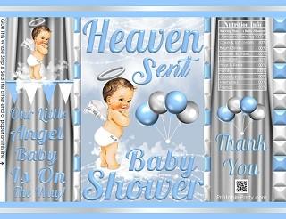 printable-potato-chip-favor-bags-blue-heaven-sent-Angel-boy-babyshower
