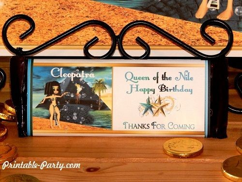 cleopatra-queen-nile-theme-party-printables-favor-candy-bar-wrapper