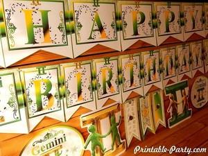 gemini-printable-zodiac-party-supplies-birthday-banner