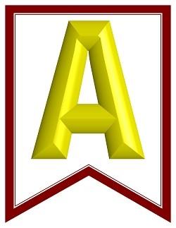 SWALLOWTAIL-PRINTABLE-ALPHABET-BANNER-LETTERS-burgandy-yellow-white