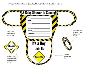 caution-diaper-boy-baby-shower-invitation