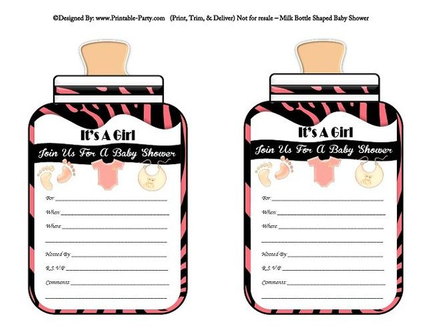 printable-pink-zebra-feet-girl-baby-bottle-shaped-baby-shower-invitations
