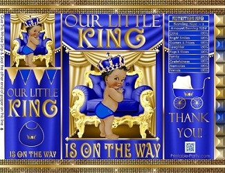 printable-chip-favor-bags-KING-royal-blue-gold-baby-shower
