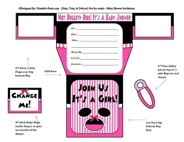 pink-black-stripe-mouse-diaper-girl-baby-shower-invitation