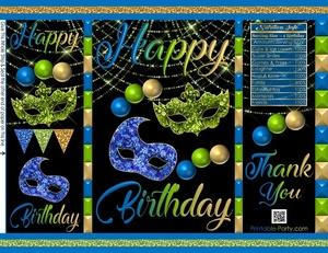 printable-potato-chip-bags-birthday-party-favors-masquerade-3