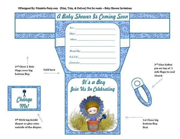 blue-white-sun-flower-diaper-boy-baby-shower-invitations