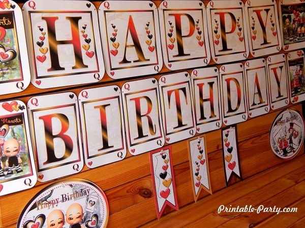 wonderland-queen-of-hearts-printable-party-banner