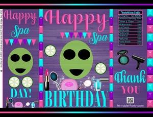 printable-potato-chip-bags-birthday-party-favors-spa-theme-2