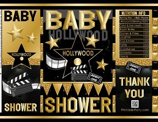 printable-potato-chip-bags-baby-shower-favors-hollywood-gold