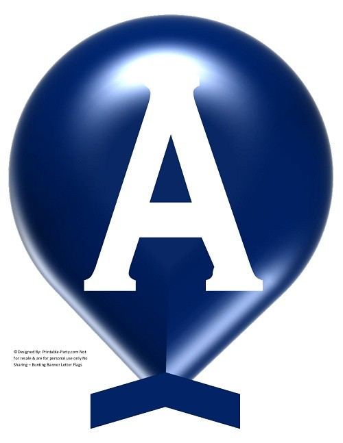 LARGE-DARK-BLUE-WHITE-BALLOON-PRINTABLE-BANNER-LETTERS-A-Z-0-9