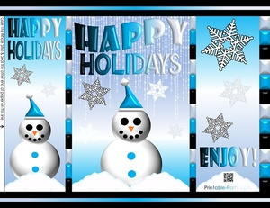 printable-potato-chip-bags-christmas-snow-man