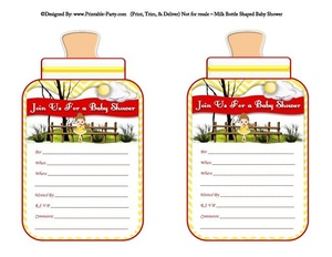 printable-beauty-and-the-beast-milk-bottle-shaped-baby-shower-invitations
