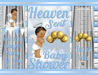 printable-potato-chip-favor-bags-blue-heaven-sent-Angel-boy-babyshower2goldballoons