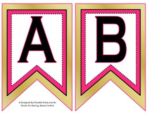 5-inch-swallowtail-gold-pink-black-printable-banner-letters-a-z-0-9