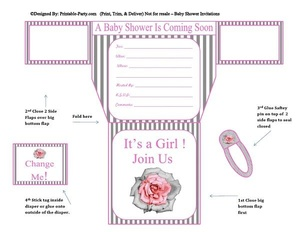 grey-white-stripes-pink-flower-diaper-girl-baby-shower-invitation