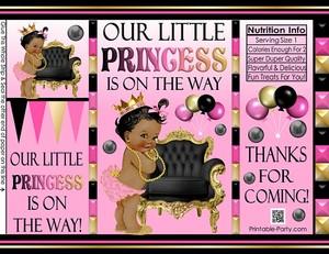 printable-potato-chip-bags-royal-princesspinkBLACKGOLDbaby-shower