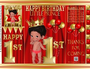 printable-chip-favor-bags-prince-royal-red-gold-1ST-BIRTHDAY