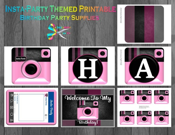 Insta-Party-Printable-Birthday-Supplies-PINK