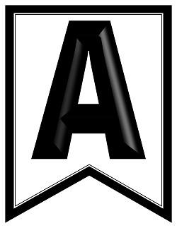 SWALLOWTAIL-PRINTABLE-ALPHABET-BANNER-LETTERS-black-white2
