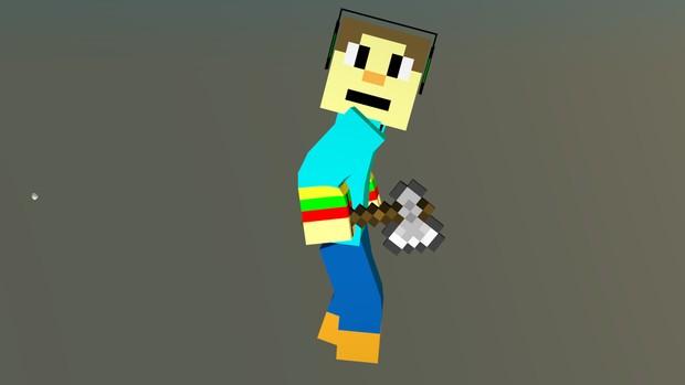 skin 4d minecraft