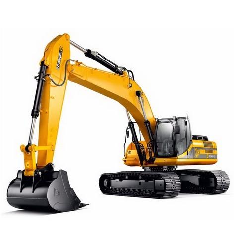 JCB JS360 Tracked Excavator Repair Service Manual