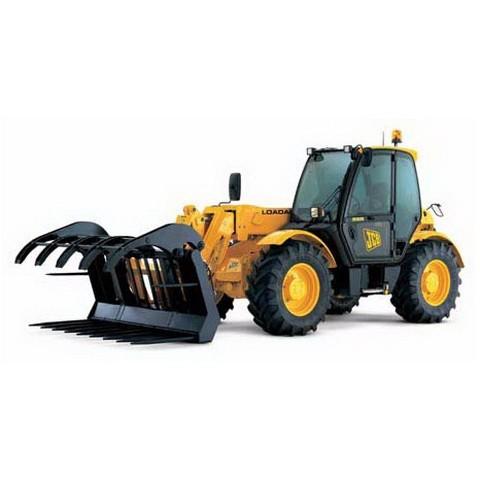 JCB 530, 532, 533, 535, 537, 540 Side Engine Loadalls Repair Service Manual