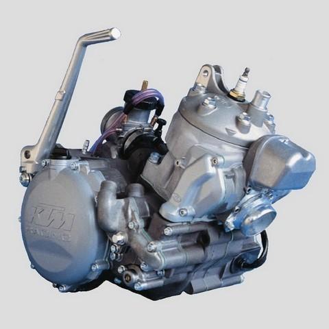 KTM 250/300/380 SX,MXC,EXC Engine Workshop Service Repair Manual 1999-2003