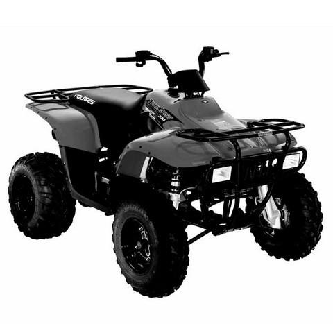 Polaris TrailBoss/TrailBlazer 330 ATV Repair Service Manual 2009