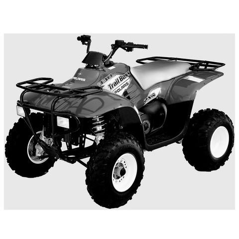 Polaris Trail Boss 330 ATV Repair Service Manual 2003