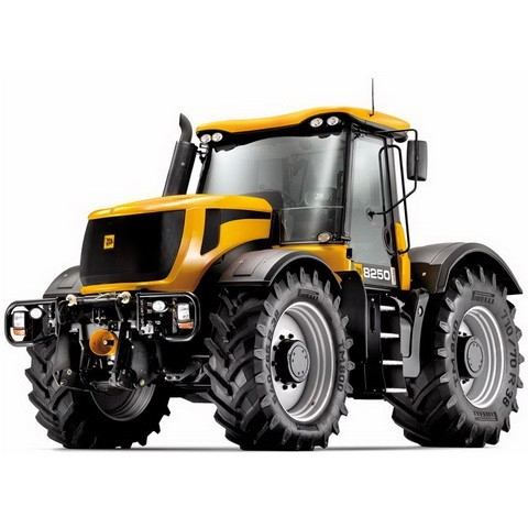 JCB 8250 Fastrac Tractor Repair Service Manual