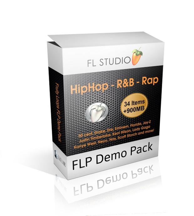 Fruity Loops - Demo Pack - FLP Files and Soundfounts