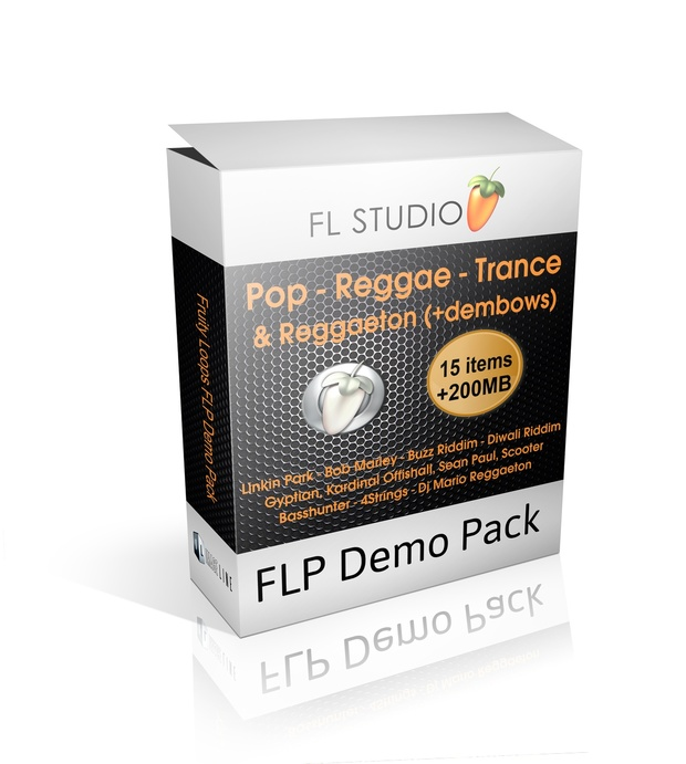 Fruity Loops Demo Pack - Pop - Reggae - Reggaeton - Trance