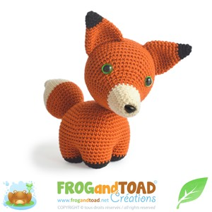 FARGO - Le Renard / The Fox - FROGandTOAD Créations ©