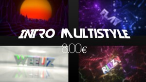 Custom Multistyle Intro | 8€